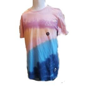 HUF Tie Dye t shirt